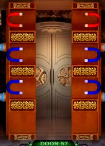 Soluzioni 100 Doors 3 Walkthrough livello 57