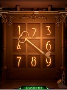 Soluzioni 100 Doors 3 Walkthrough livello 64