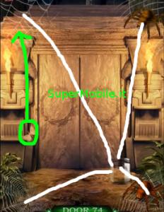 Soluzioni 100 Doors 3 Walkthrough livello 74