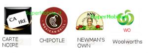 Soluzioni Logo Quiz Food Answers