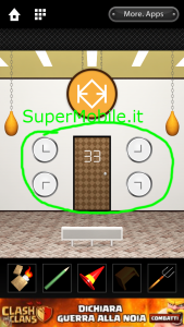 Soluzione DOOORS 4 Walkthrough livello 33