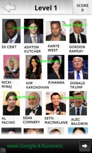 Celebrity Quiz Level 27 - Funscrape