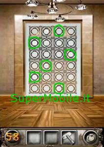 Soluzione 100 Doors Floors Escape Walkthrough