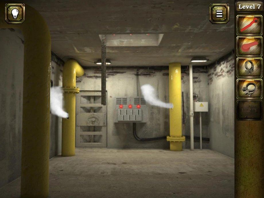 Soluzione War Escape Walkthrough