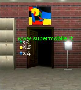 Soluzione 100 Doors 4 Free Walkthrough livello 40