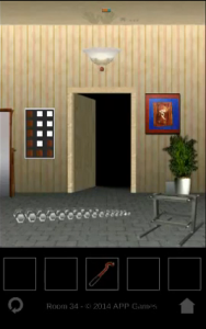 Soluzioni 100 Doors 4 Free Walkthrough livello 34