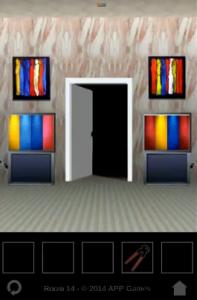 Soluzioni 100 Doors 4 Walkthrough livello 14