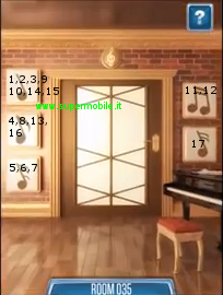 Soluzioni 100 Doors Escape Walkthrough livello 35