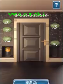 Soluzioni 100 Doors Escape Walkthrough livello 38