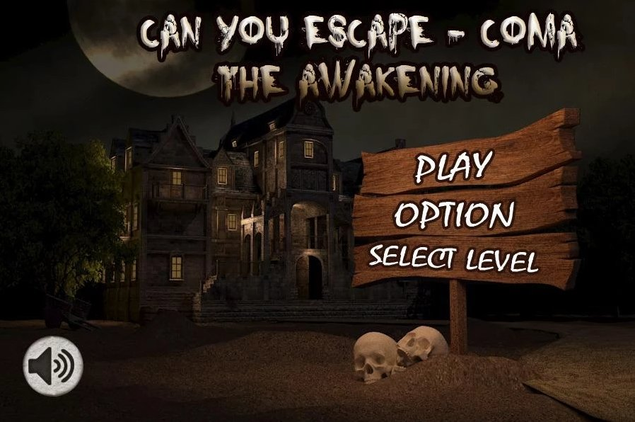 Can you Escape Coma 2-The Awakening