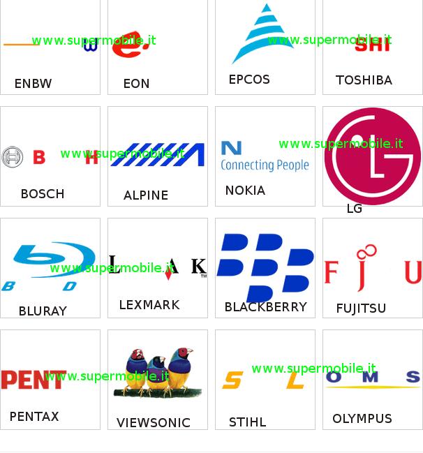 Soluzioni Logo Quiz Finale - Logo Quiz Ultimate Electronics
