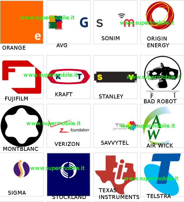 Soluzioni Logo Quiz Finale - Logo Quiz Ultimate Industry  Soluzioni Logo ...