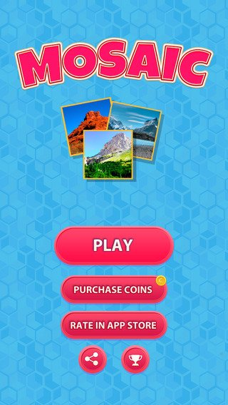 Mosaic Puzzle Game