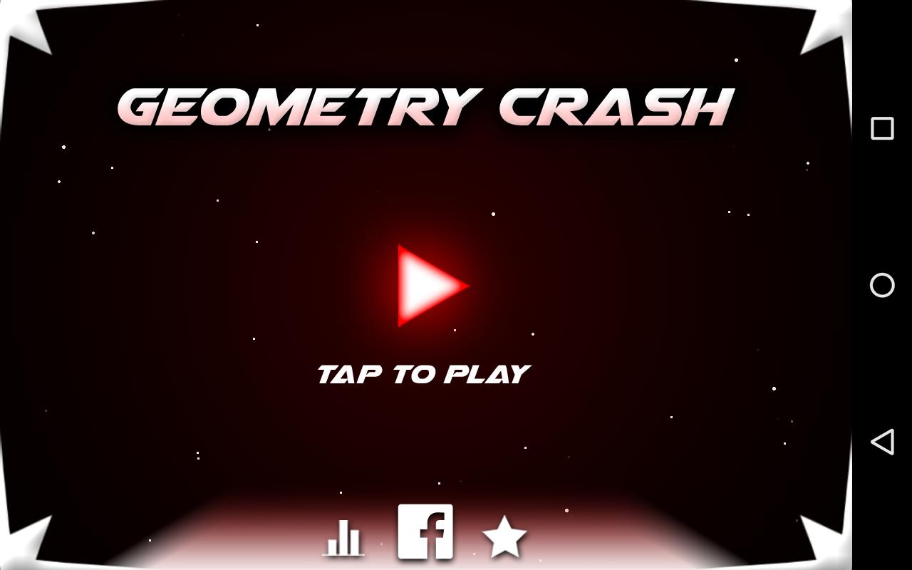 Geometry Crash