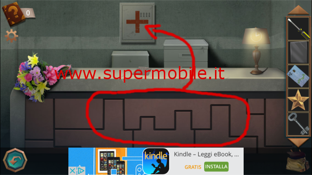 Soluzioni Stupendous Room Escape 4 Mystery Hospital