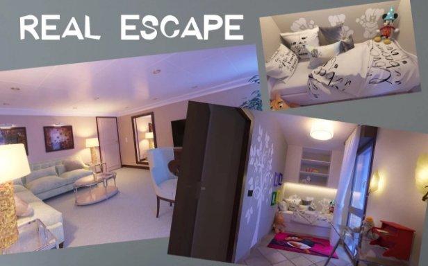 Soluzioni Real Escape