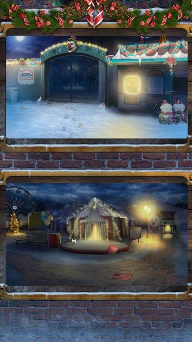 Soluzioni Room Escape Story Christmas Clown
