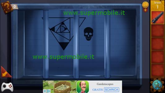 Soluzioni Room Escape Concorso 17