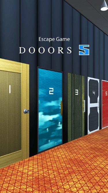 Soluzioni DOOORS 5 room escape game Walkthrough