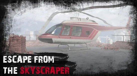 Skyscraper Room Escape Soluzioni