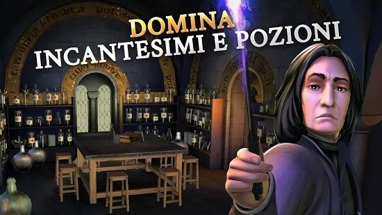 Immagine - Harry Potter Hogwarts Mystery Soluzioni Guida e Trucchi