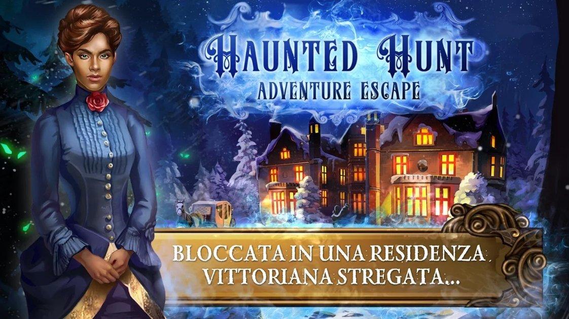 Adventure Escape Haunted Hunt