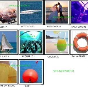 Soluzione 100 Pics Quiz Il Mare