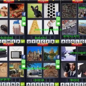 Soluzione 4 immagini 1 parola Spagna