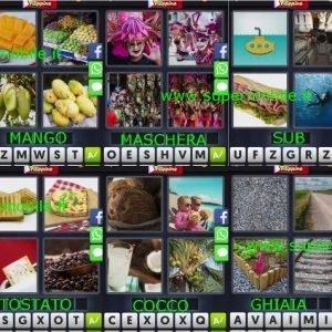 Soluzione 4 immagini 1 parola filippine