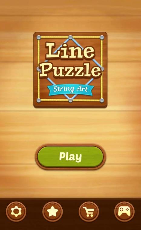 Soluzioni Line Puzzle String Art