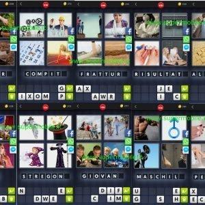 Soluzione 4 immagini 1 parola