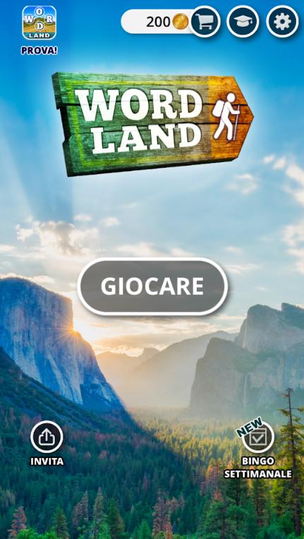 Soluzioni Word Land Cruciverba
