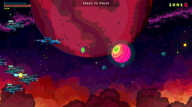 Black Paradox Il cacciatore di taglie nello spazio