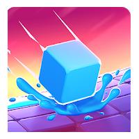 Immagine – Splashy Cube Color Run – Come si Gioca – Gameplay