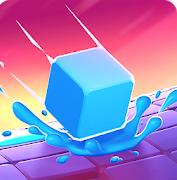 Splashy Cube Color Run – Come si Gioca – Gameplay