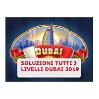 Soluzione 4 immagini 1 parola DUBAI 2019