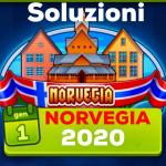 NORVEGIA 4 immagini 1 parola NORVEGIA 2020 – Soluzione Gennaio 2020