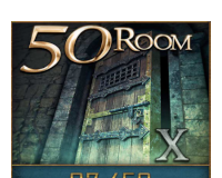 Soluzioni Room Escape 50 rooms X Walkthrough