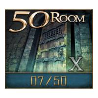 Soluzioni Room Escape 50 rooms X Walkthrough