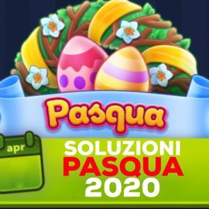 PASQUA 2020 4 immagini 1 parola PASQUA – Soluzione Aprile 2020