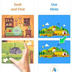 Immagine -TapTap Differences Soluzione Completa Walkthrough