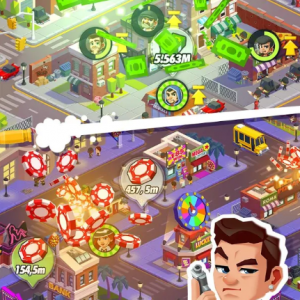 Immagine – Idle Mafia Gameplay Come si gioca Guida Tutorial-1
