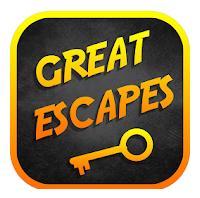 Soluzione Great Escapes Walkthrough