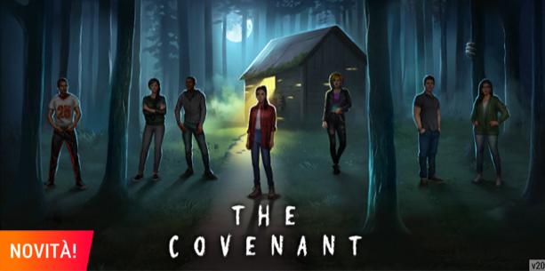 Soluzioni Adventure Escape Mysteries The Covenant Il Patto
