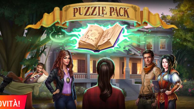 Soluzioni Adventure Escape Mysteries Puzzle Pack Walkthrough