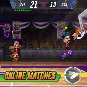 Basketball Arena Gameplay