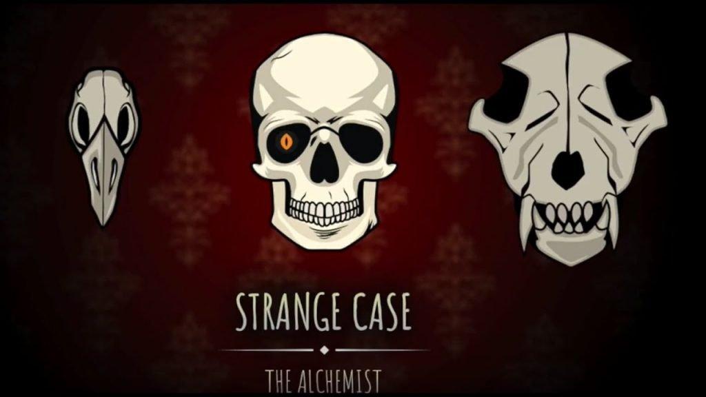 Soluzioni Strange Case The Alchemist Walkthrough