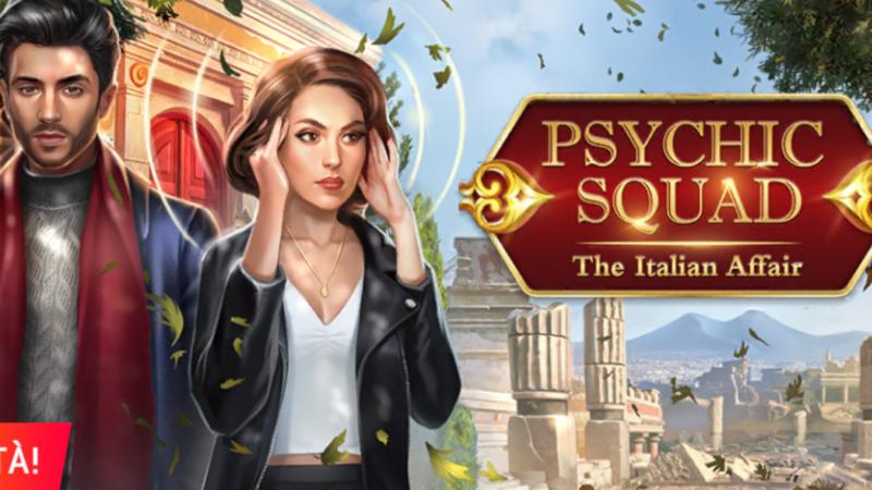 Soluzioni Adventure Escape Mysteries PSYCHIC SQUAD Walkthrough